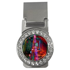 City Photography And Art Money Clips (cz)