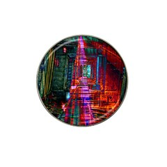 City Photography And Art Hat Clip Ball Marker (10 pack)