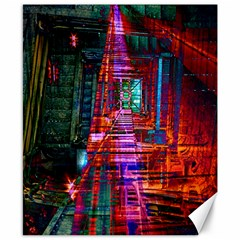 City Photography And Art Canvas 8  X 10