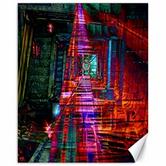 City Photography And Art Canvas 16  X 20