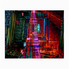 City Photography And Art Small Glasses Cloth (2 Side)