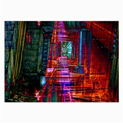 City Photography And Art Large Glasses Cloth (2 Side)