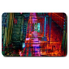 City Photography And Art Large Doormat