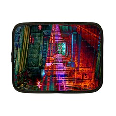 City Photography And Art Netbook Case (small)