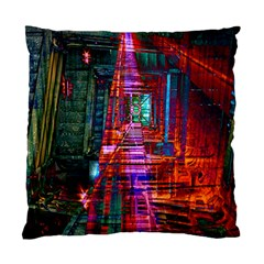 City Photography And Art Standard Cushion Case (two Sides)