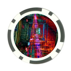 City Photography And Art Poker Chip Card Guard (10 Pack)