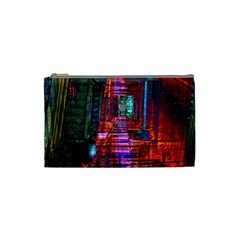 City Photography And Art Cosmetic Bag (small)