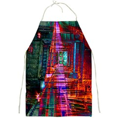 City Photography And Art Full Print Aprons