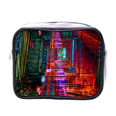 City Photography And Art Mini Toiletries Bags