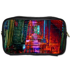 City Photography And Art Toiletries Bags