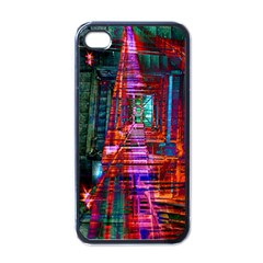 City Photography And Art Apple Iphone 4 Case (black)