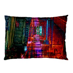 City Photography And Art Pillow Case (two Sides)