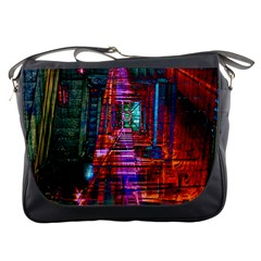 City Photography And Art Messenger Bags