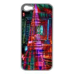 City Photography And Art Apple Iphone 5 Case (silver)