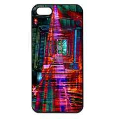 City Photography And Art Apple Iphone 5 Seamless Case (black)