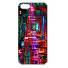 City Photography And Art Apple Seamless Iphone 5 Case (clear)