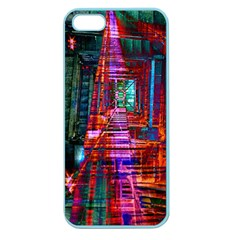 City Photography And Art Apple Seamless Iphone 5 Case (color)