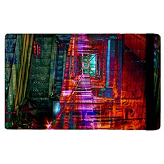 City Photography And Art Apple Ipad 2 Flip Case