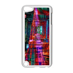 City Photography And Art Apple Ipod Touch 5 Case (white)