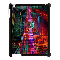 City Photography And Art Apple Ipad 3/4 Case (black)