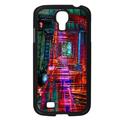 City Photography And Art Samsung Galaxy S4 I9500/ I9505 Case (black)