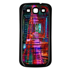 City Photography And Art Samsung Galaxy S3 Back Case (black)