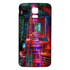 City Photography And Art Samsung Galaxy S5 Back Case (white)