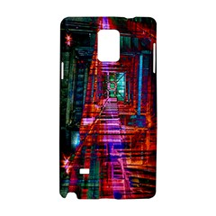 City Photography And Art Samsung Galaxy Note 4 Hardshell Case