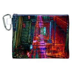 City Photography And Art Canvas Cosmetic Bag (XXL)