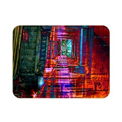 City Photography And Art Double Sided Flano Blanket (mini)
