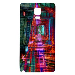 City Photography And Art Galaxy Note 4 Back Case