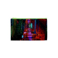 City Photography And Art Cosmetic Bag (xs)
