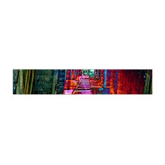 City Photography And Art Flano Scarf (mini)