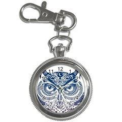 Owl Key Chain Watches