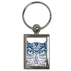Owl Key Chains (rectangle)
