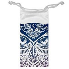 Owl Jewelry Bag