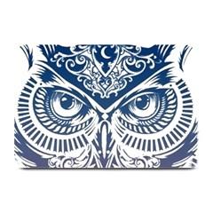 Owl Plate Mats