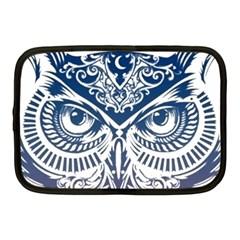 Owl Netbook Case (Medium)