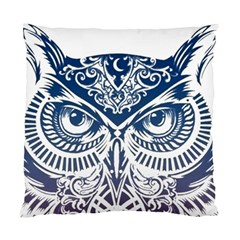 Owl Standard Cushion Case (two Sides)