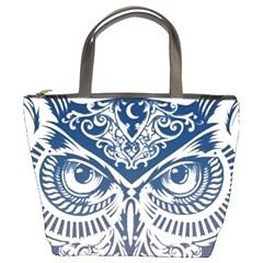Owl Bucket Bags