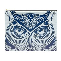 Owl Cosmetic Bag (xl)