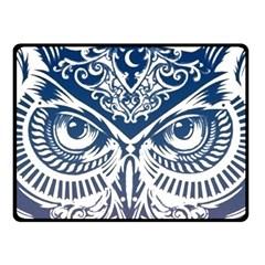 Owl Fleece Blanket (Small)