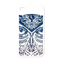 Owl Apple Iphone 4 Case (white)