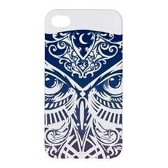 Owl Apple Iphone 4/4s Premium Hardshell Case