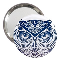 Owl 3  Handbag Mirrors