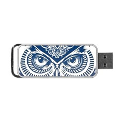 Owl Portable USB Flash (Two Sides)