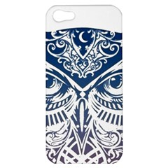 Owl Apple Iphone 5 Hardshell Case