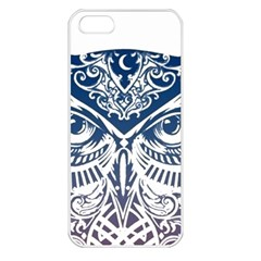Owl Apple Iphone 5 Seamless Case (white)
