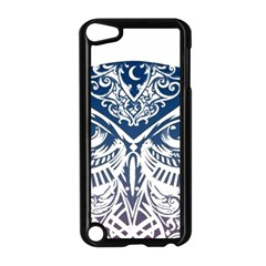 Owl Apple Ipod Touch 5 Case (black)
