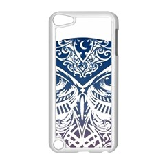 Owl Apple Ipod Touch 5 Case (white)